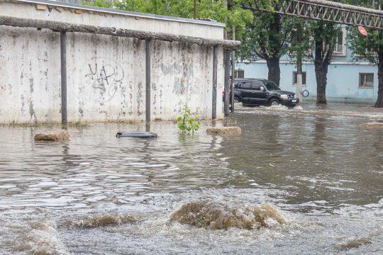 Manejo de Águas Pluviais