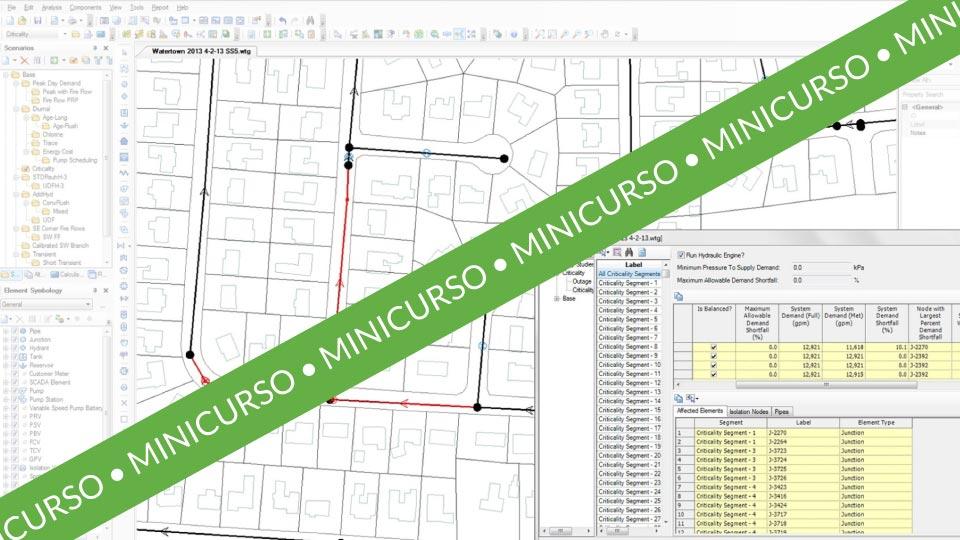 Minicurso WaterGEMS
