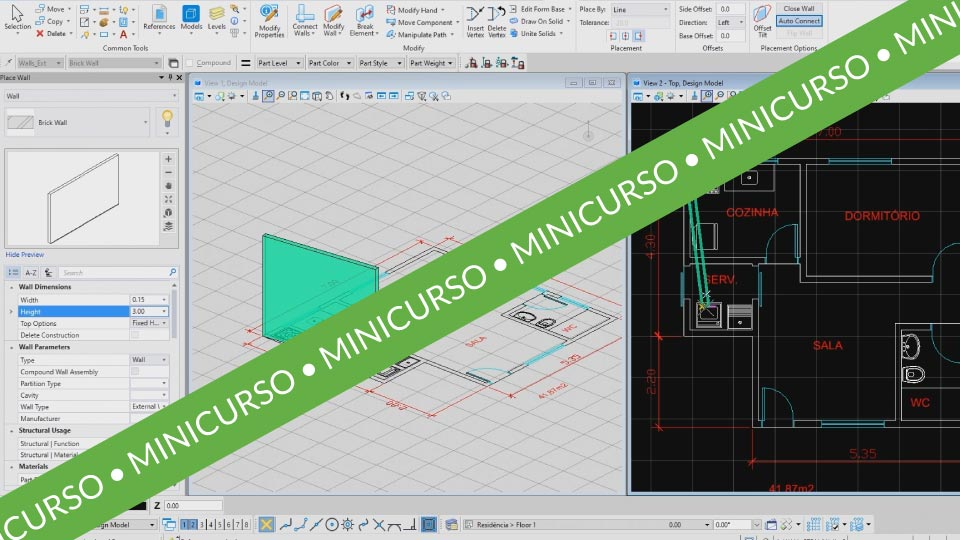 Minicurso OpenBuilding